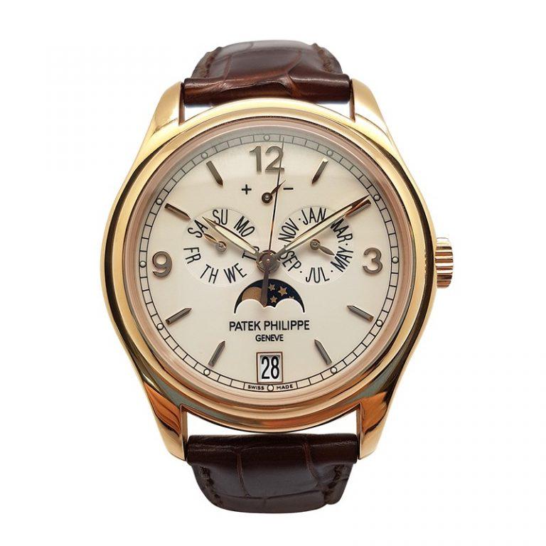 Patek Philippe 5146J-001 18K Gold Watch