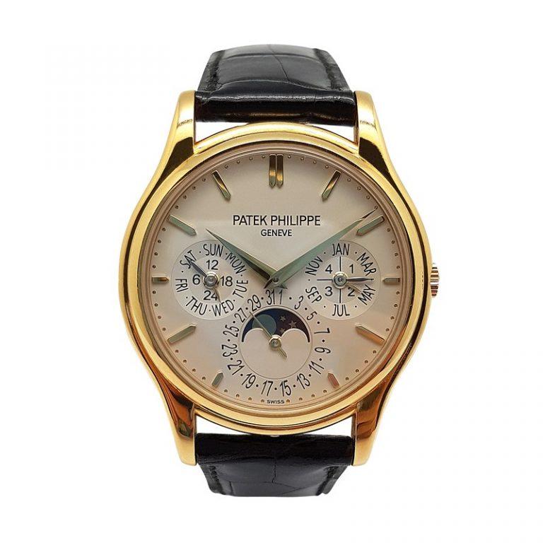 Patek Philippe 5140J-001 18K Gold Watch