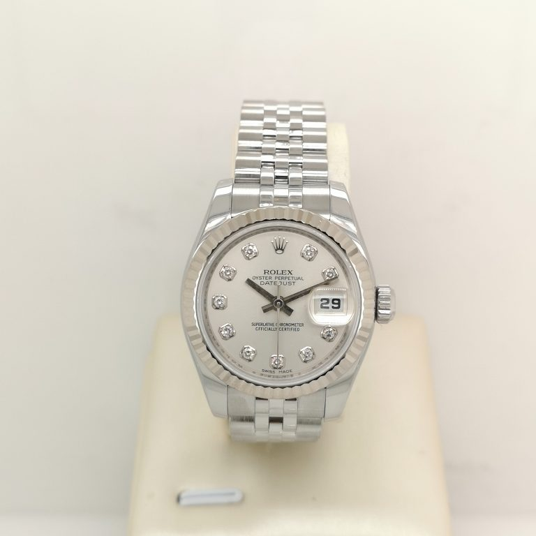 Rolex Lady Datejust Diamond 179174 Watch