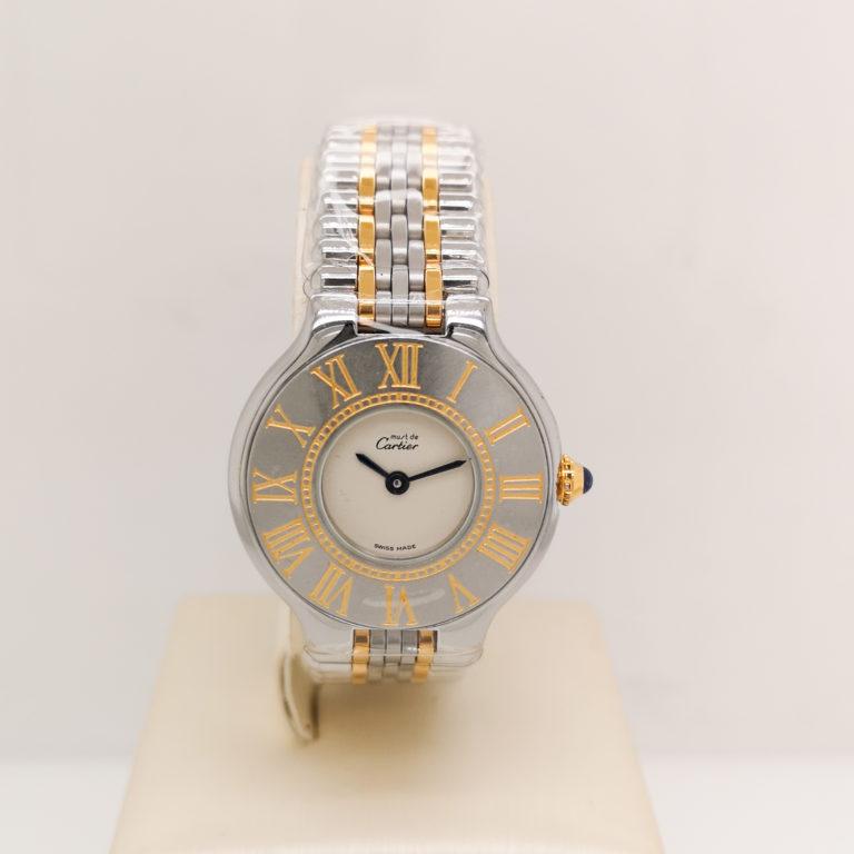 Cartier 21 Must De Cartier Watch