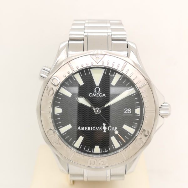 Omega Sea Master America's Cup Watch