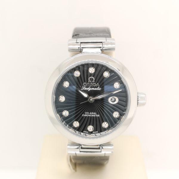 Omega De Ville Ladymatic Co-Axial Watch
