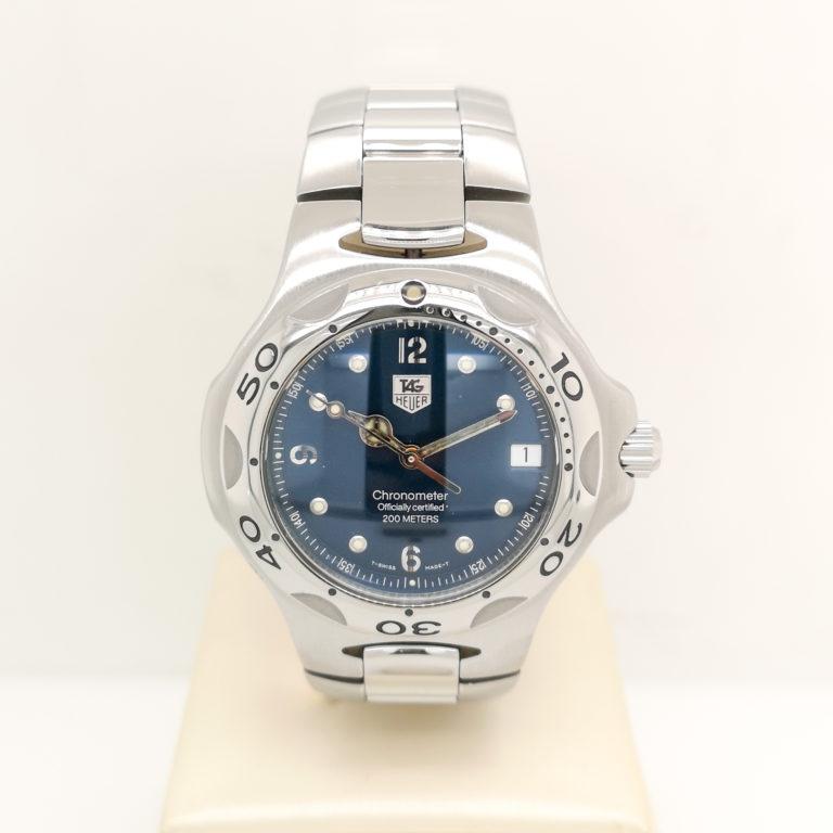 Tag Heuer Kirium Chronometer Watch