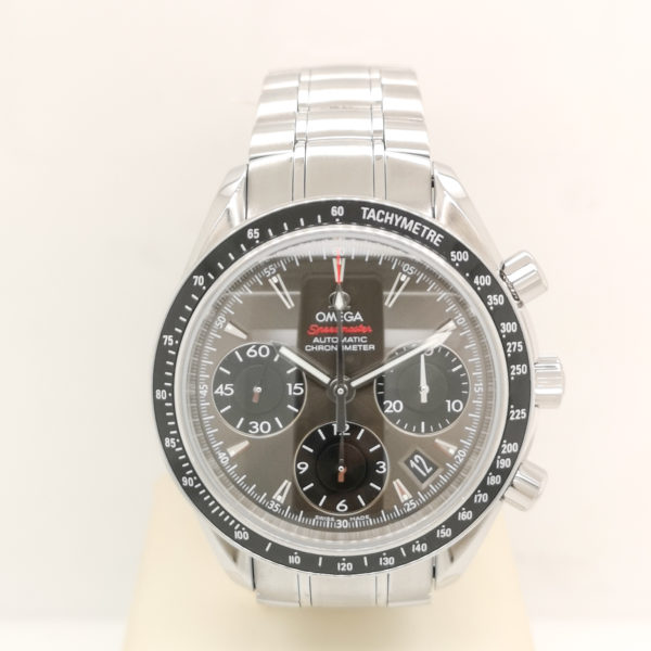 Omega Speedmaster Date Racing Chronograph Watch