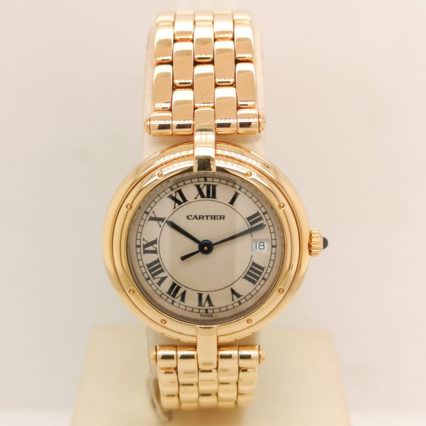 Cartier 18K Yellow Gold Panthere Watch