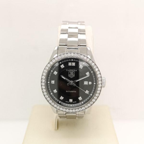 Tag Heuer Ladies Carrera Diamond Watch