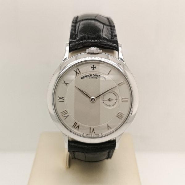 Vacheron Constantin Historiques 18K White Gold Watch