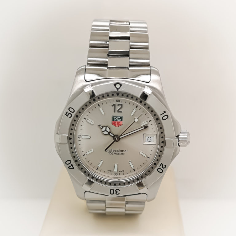 Tag Heuer Professional 2000 Watch