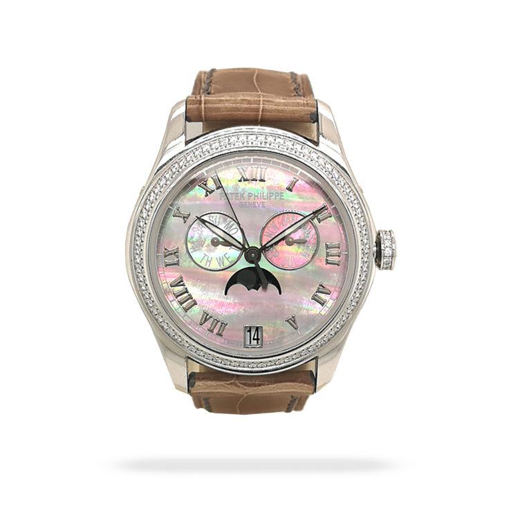Patek Philippe Complication 750 WG Watch