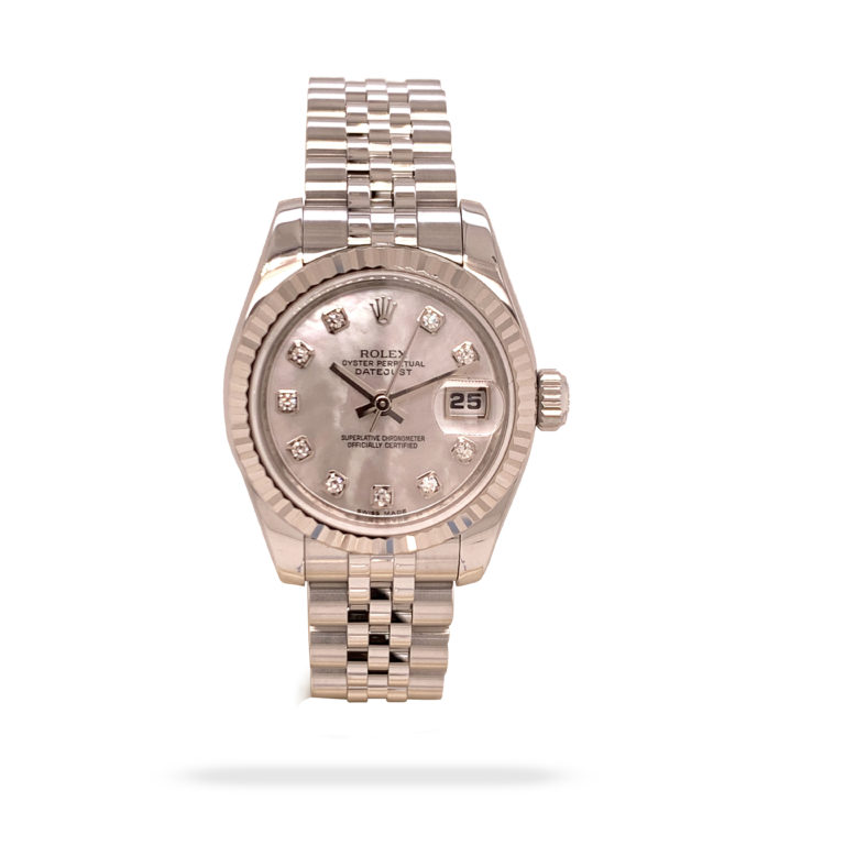 Rolex Datejust Diamond MOP 179174 Watch