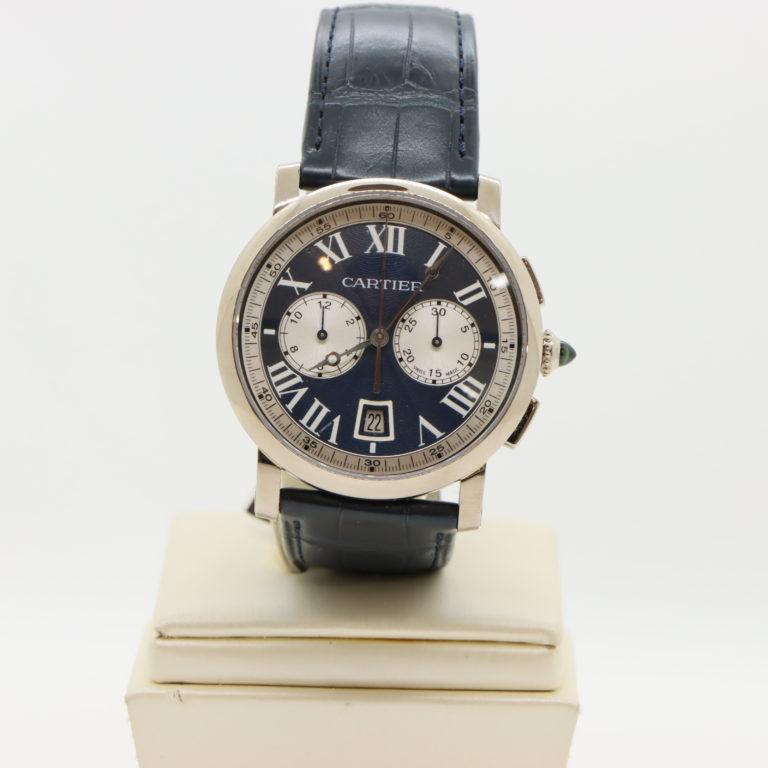 Cartier Rotonde De Automatic W1556239 Watch