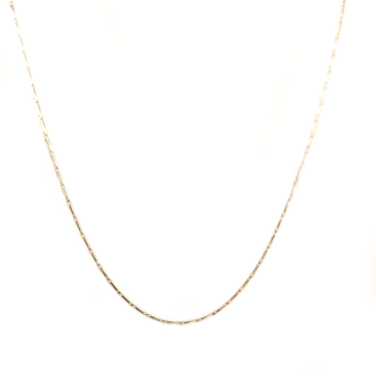 9K White Gold Necklace