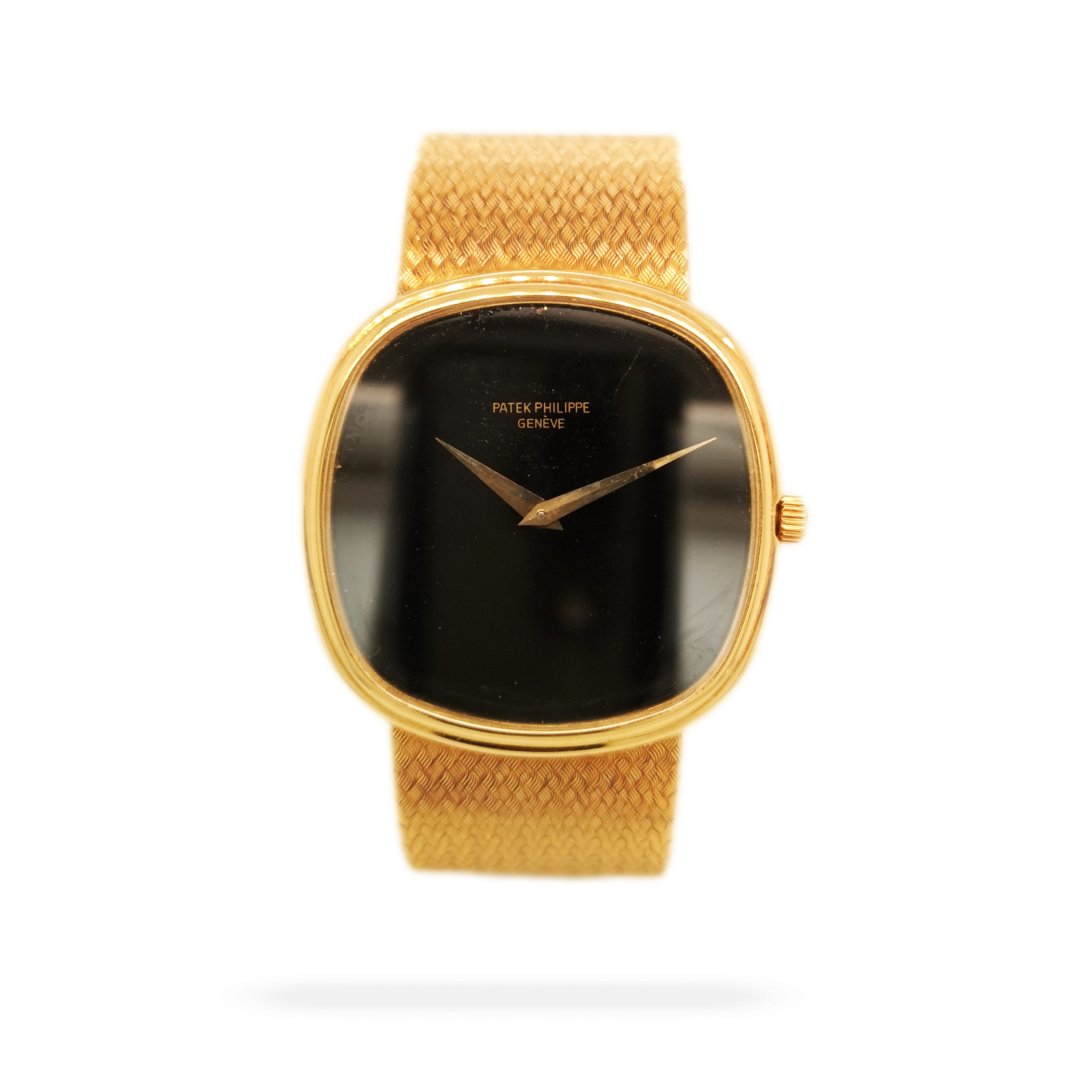Patek Philippe Ellipse Vintage Yellow Gold Watch