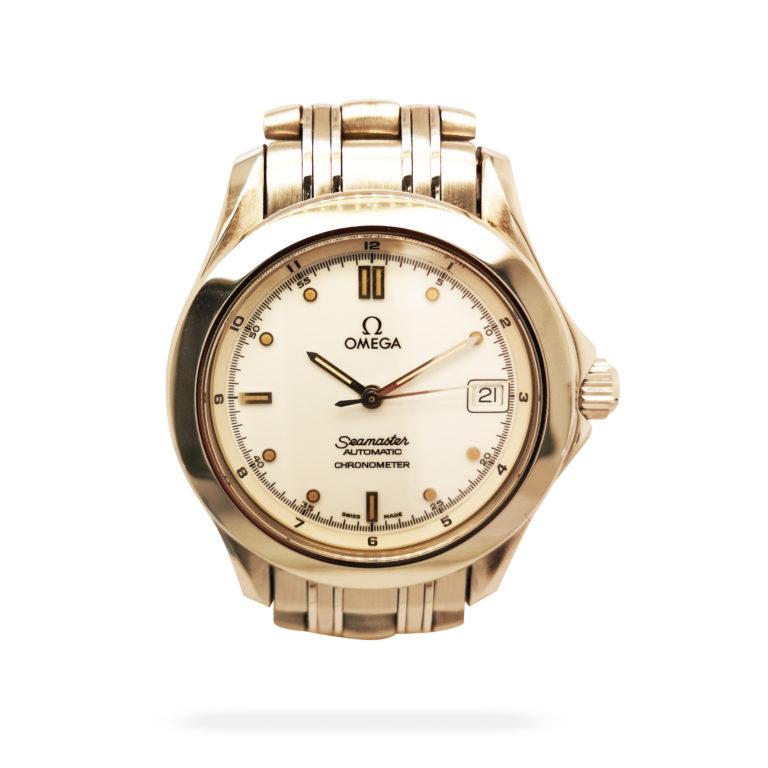Omega Seamaster Chronometer Watch