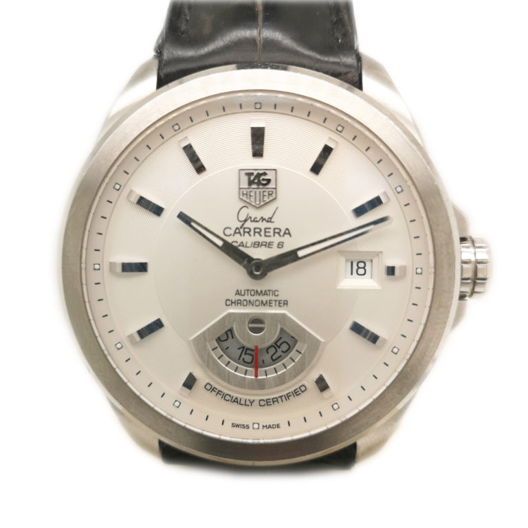 Tag Heuer Grand Carrera Calibre 6 Chronometer WAV511B Watch