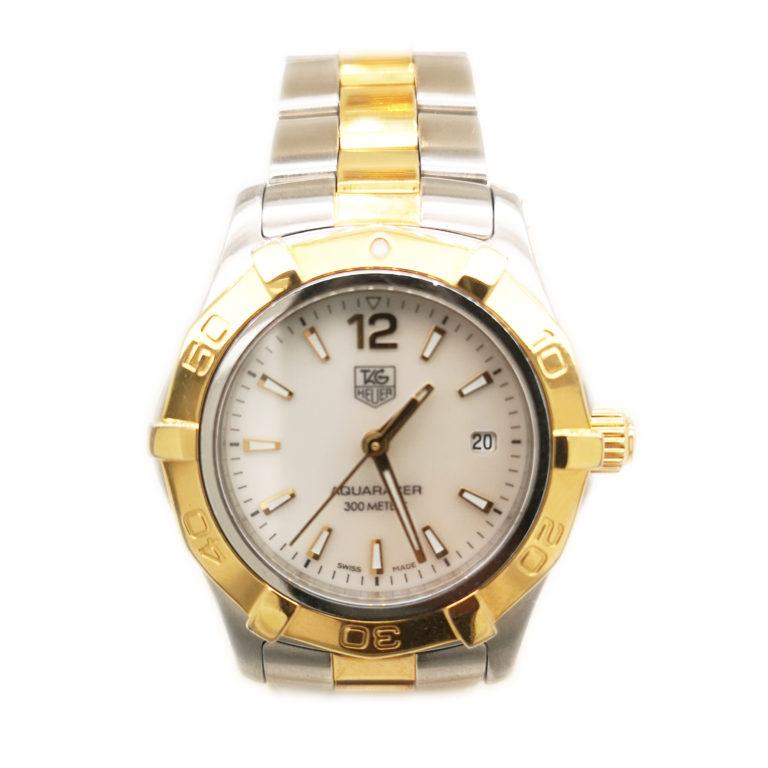 Tag Heuer Aquaracer Two Tone Lady Watch