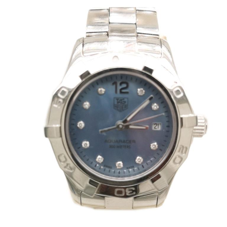 Tag Heuer Aquaracer Diamond Lady WAF 1419 Watch