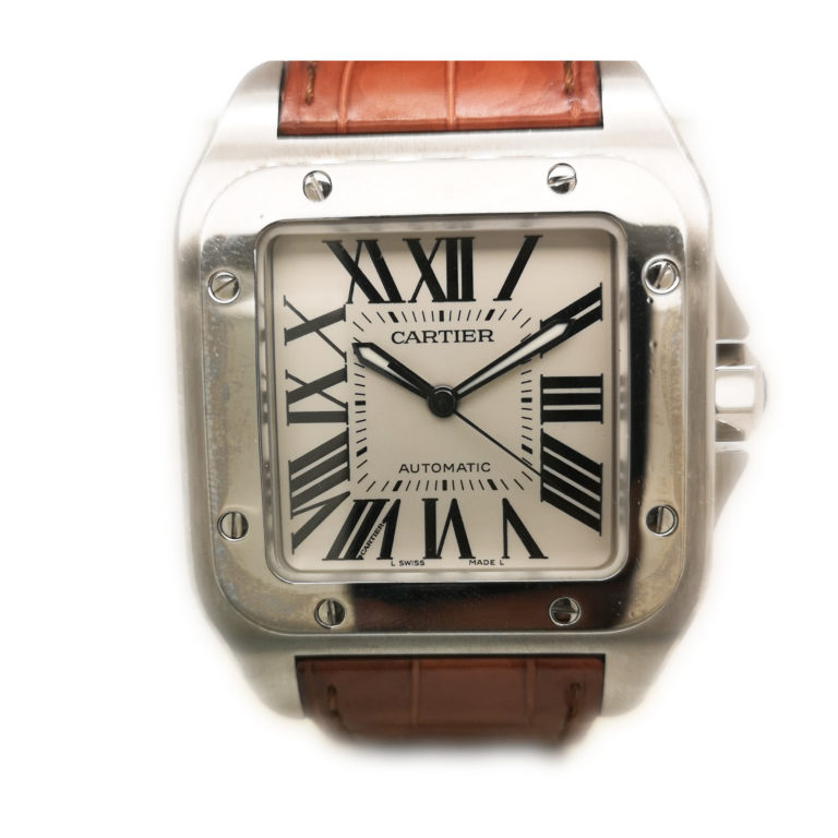 Cartier Santos 100 XL 2656 Watch