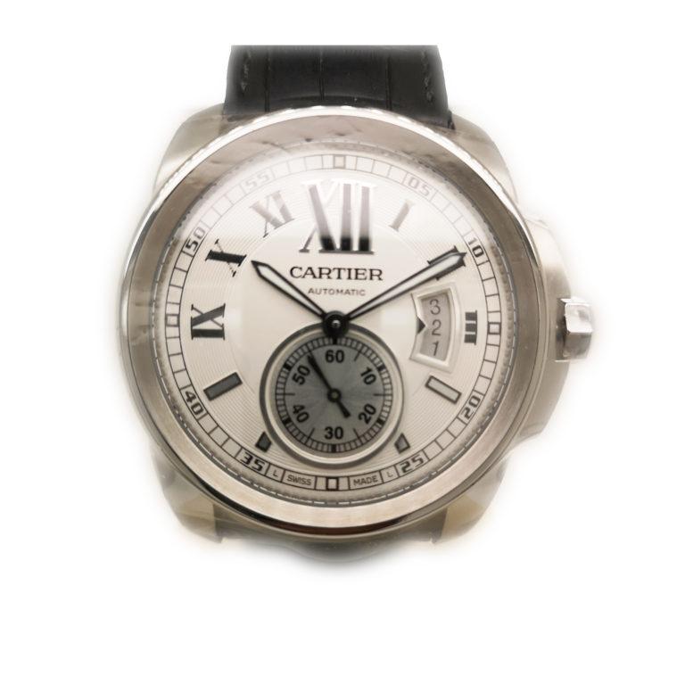Cartier Calibre De Cartier 3389 Watch