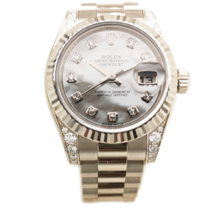 Rolex Lady Datejust Diamond 179239 Watch