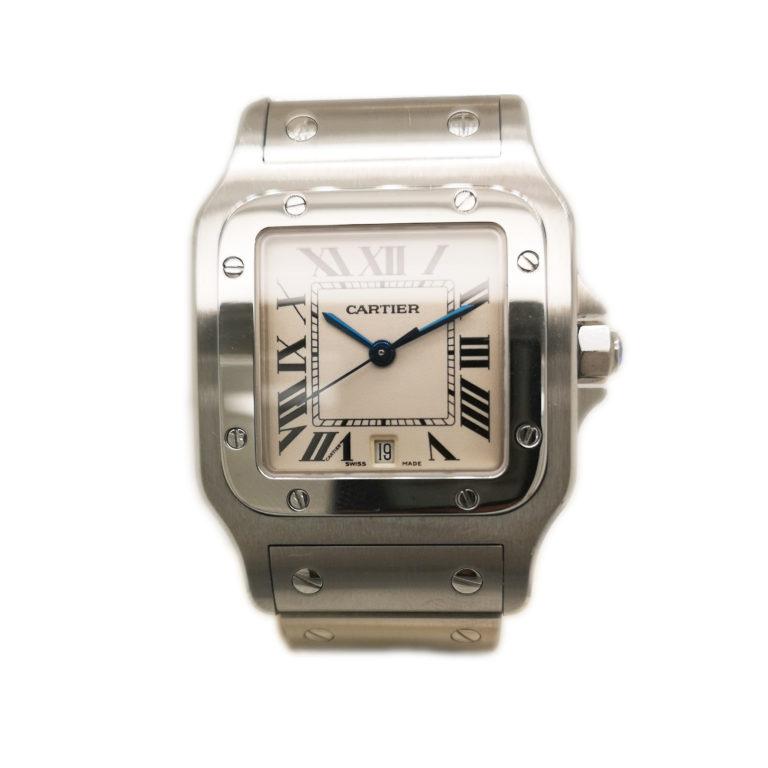 Cartier Santos Midsize 1564 Watch