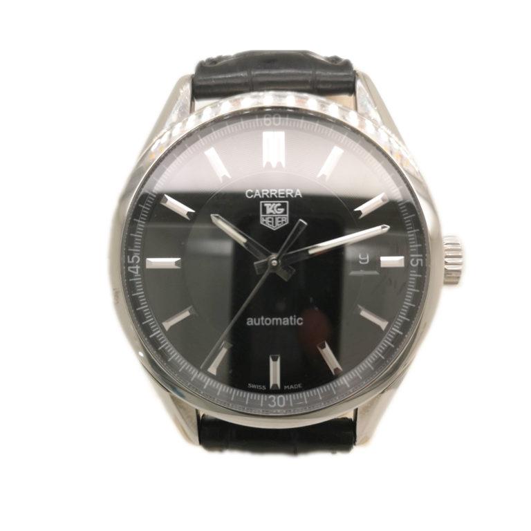 Tag Heuer Carrera Calibre 5 WV211B-0 Watch