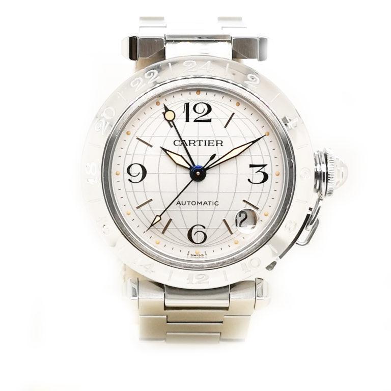 Cartier Pasha Gmt 2377 Watch