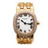 Patek Philippe 18K Yellow Gold Diamond Watch