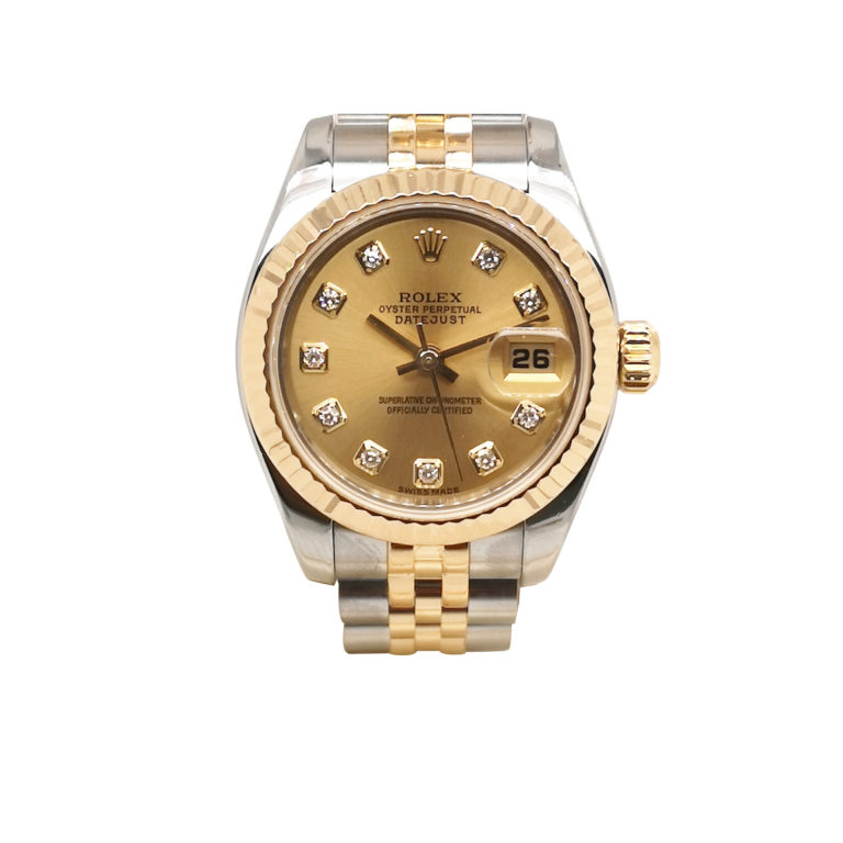 Rolex Lady Datejust Diamond 179173 Watch