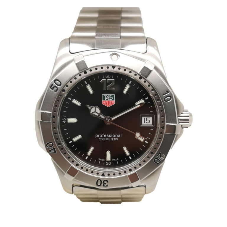 Tag Heuer Professional WK1110-1 Watch