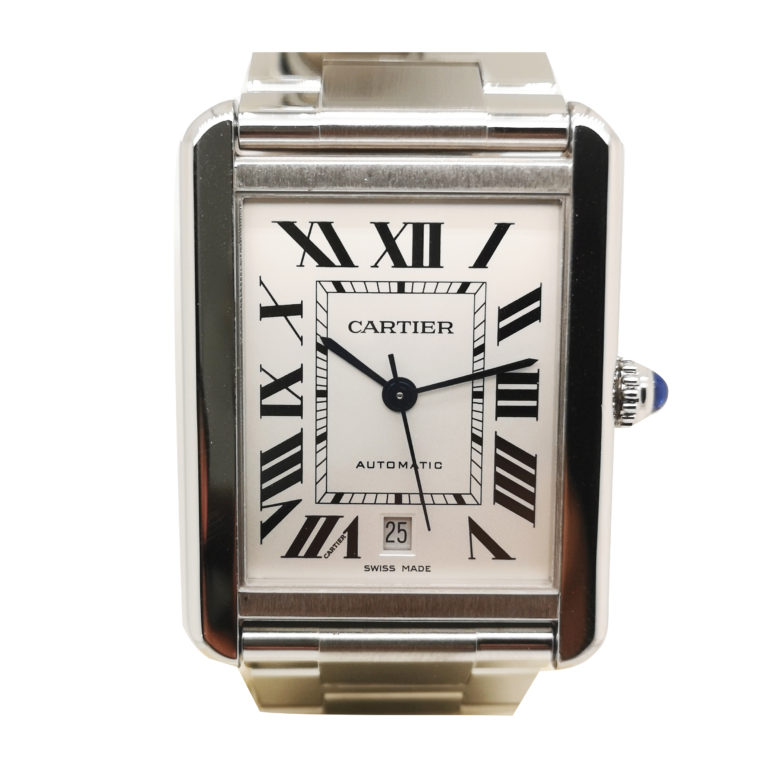 Cartier Tank Solo Xl 3800 Watch
