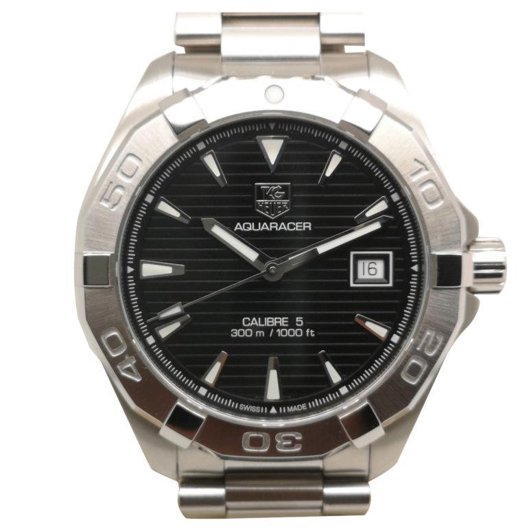 Tag Heuer Aquaracer Calibre 5 WAY2110 Watch