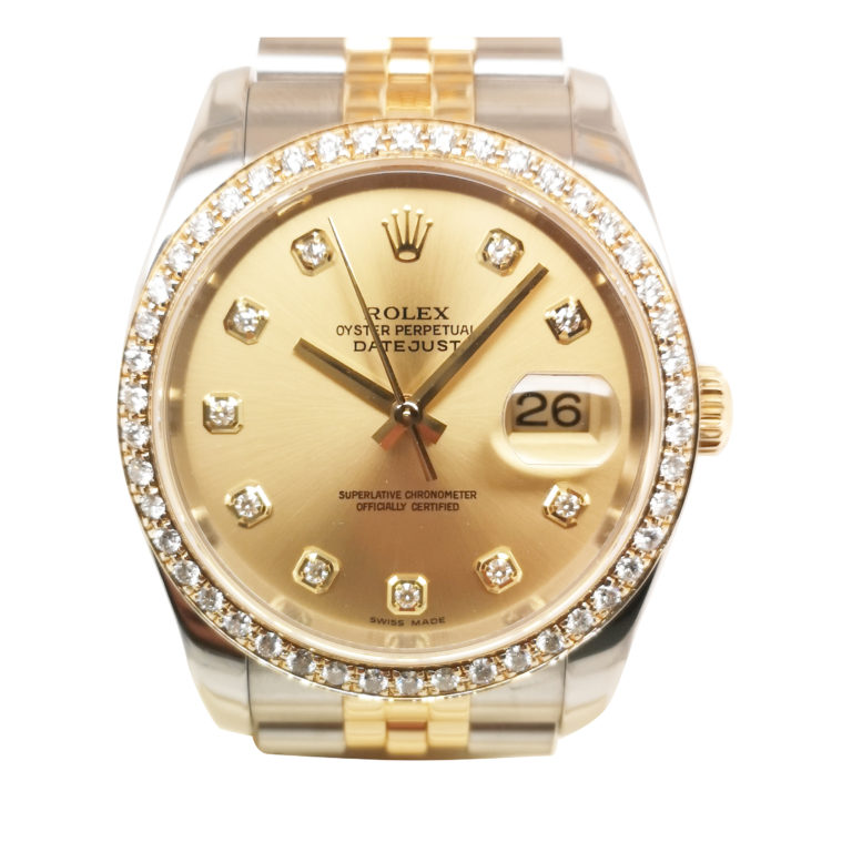 Rolex Datejust Diamond 116233 Watch