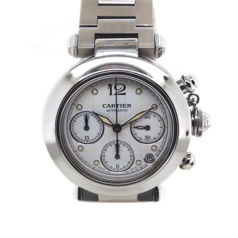 Cartier Pasha Chronograph 2412 Watch