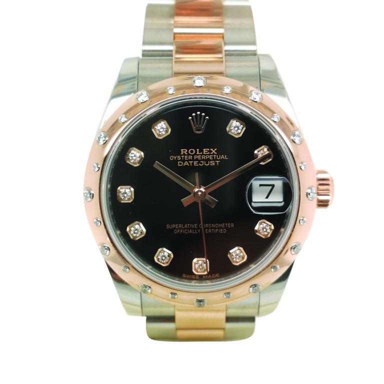 Rolex Datejust 31 Diamond 178341 Watch