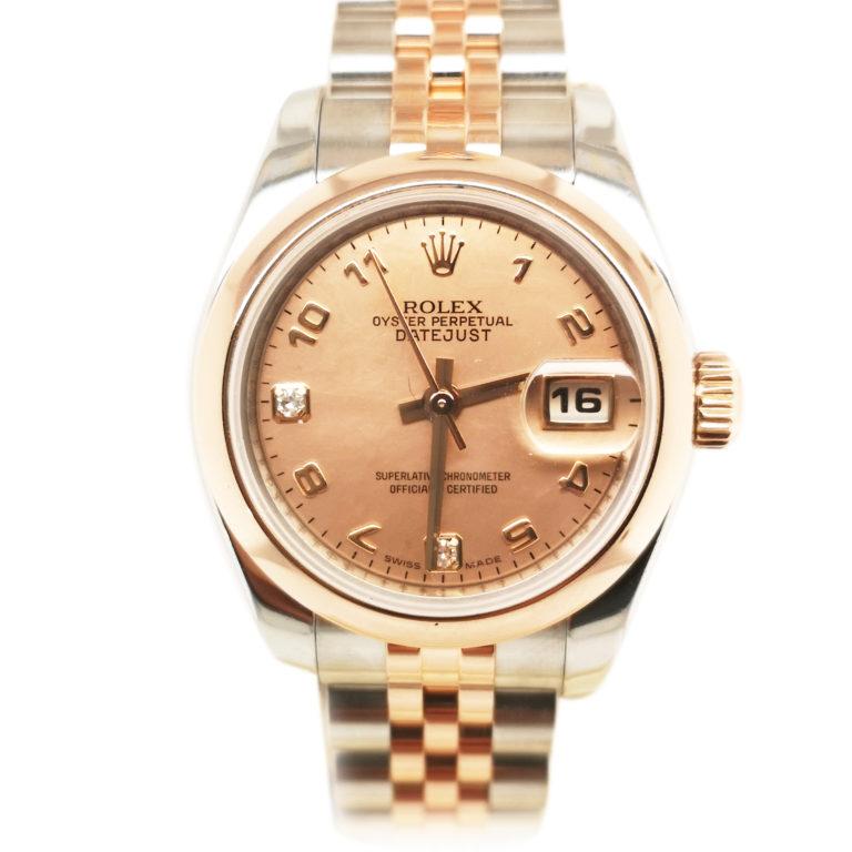 Rolex Lady Datejust 179161 Watch