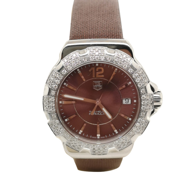 Tag Heuer Formula 1 Diamond Watch
