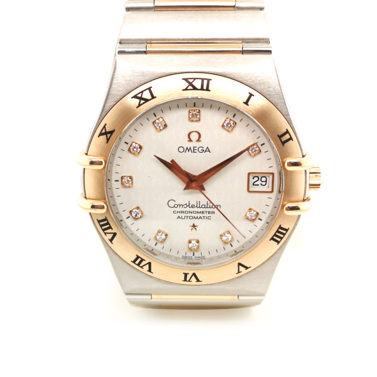 Omega Constellation Diamond 1304.35.00 Watch