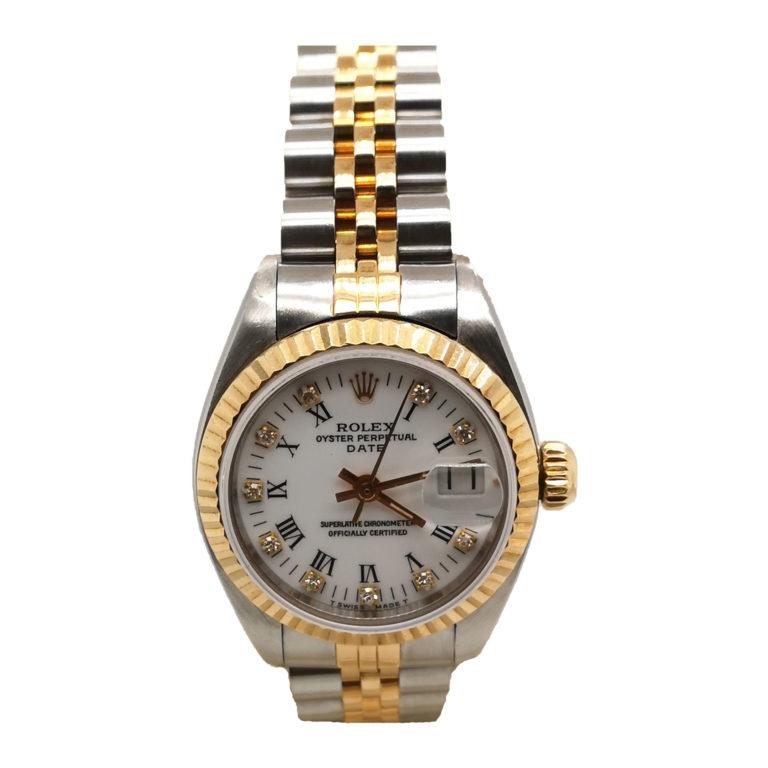 Rolex Lady Datejust Diamond 6917 Watch