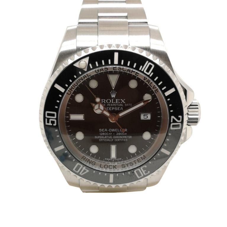 Rolex Sea-Dweller Deepsea 116660 Watch