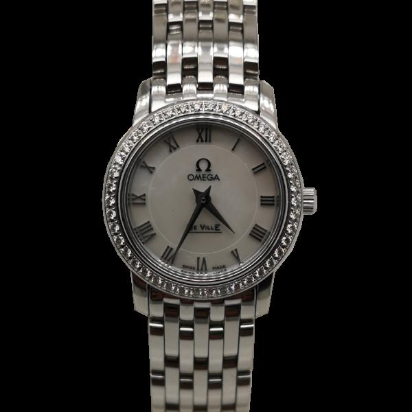 Omega De Ville Prestige Watch