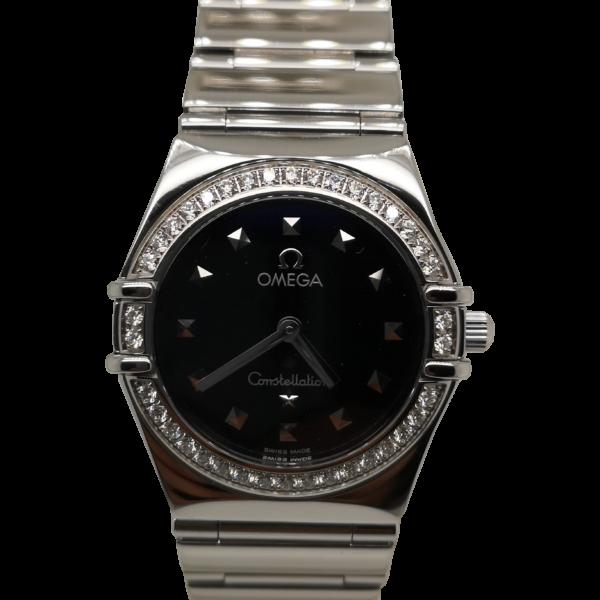 Omega Constellation Diamond Watch