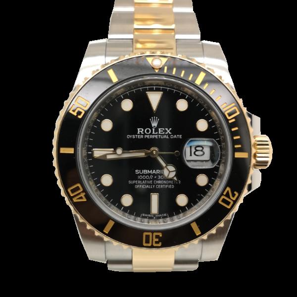 Rolex Submariner Date 116613LN Watch