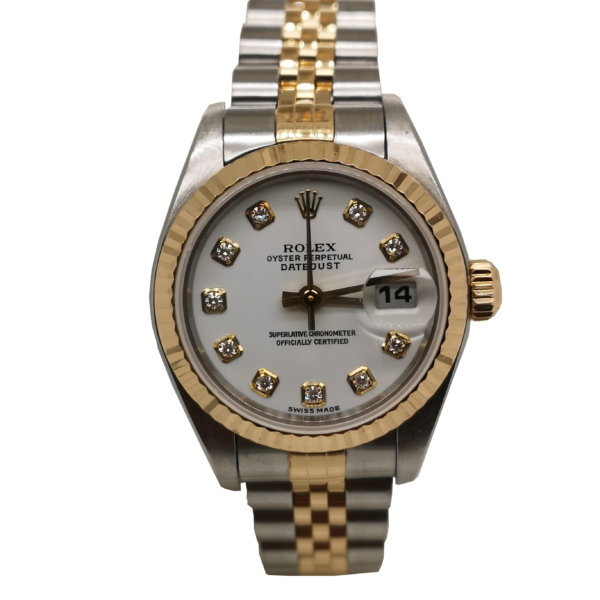 Rolex Lady Datejust Diamond 79173 Watch