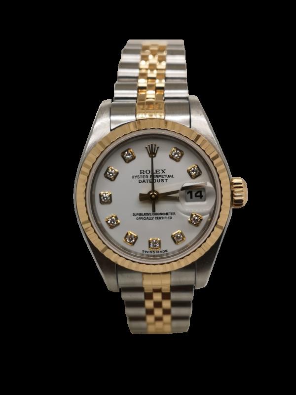 Rolex Lady Datejust Diamond 79173 Watch