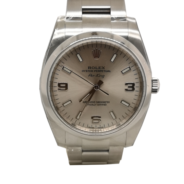 Rolex Air-King Oyster Perpetual 114200 Watch