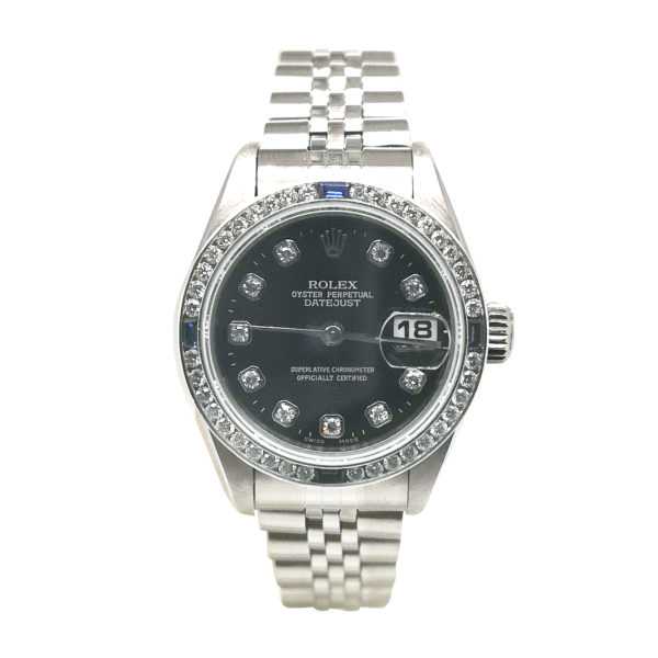 Rolex Lady Datejust Diamond 69174 Watch