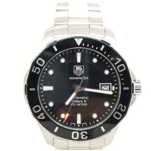 Tag Heuer Aquaracer WAN2110 Calibre 5 Watch