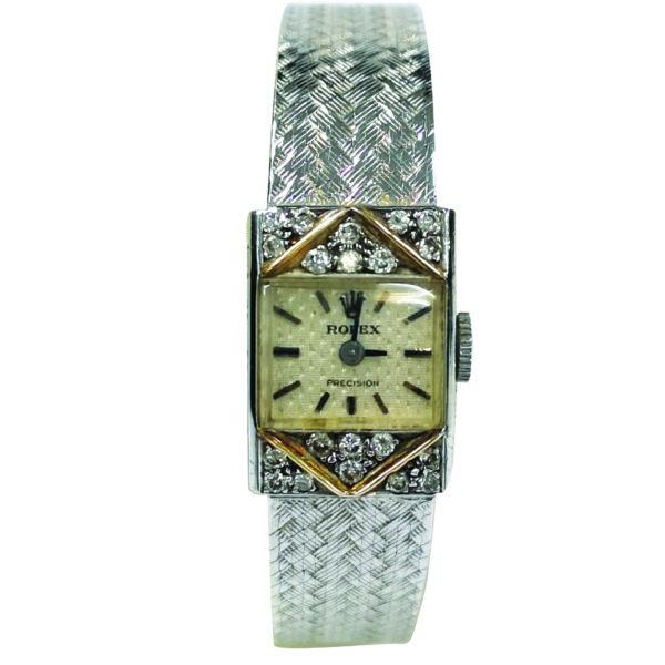 Rolex Precision Vintage 2613 Watch