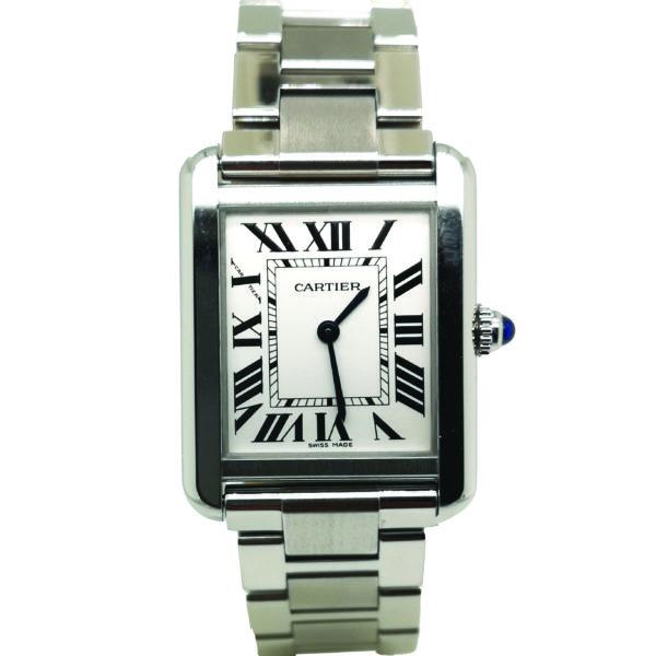 Cartier Tank Solo 3170 Watch